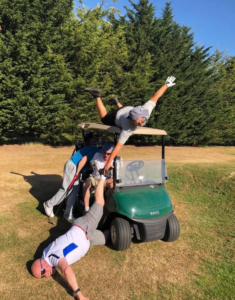 MIT & CRS Golf Getaway 2018